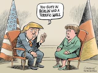 Trump+Merkel+comic.