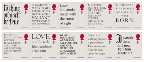 160405_Shakespeare-stamps_set