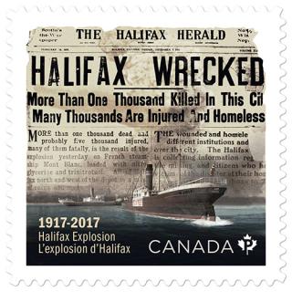 HalifaxExplosion_Stamp